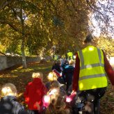 Children take part in 'Experience Harvest'