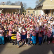 World Book Day – Team AK all became Where's Wally!