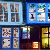 Ashton Keynes Window Wanderland