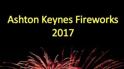 AK Fireworks 2017 Saturday 4th November