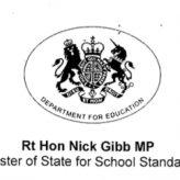 Minister of State for School Standards congratulates AKPS