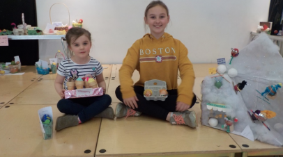 Easter Egg Enterprise Project Winners